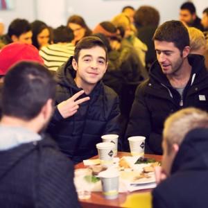 Flüchtlings-Cafe im CZK @ CZK Christliches Zentrum Karlsruhe | Karlsruhe | Baden-Württemberg | Deutschland