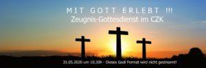 Gottesdienst @ Christliches Zentrum Karlsruhe   Karlsruhe   Baden-Württemberg   Deutschland